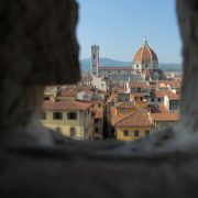 Florenz: Blick auf den Dom Foto: dpa