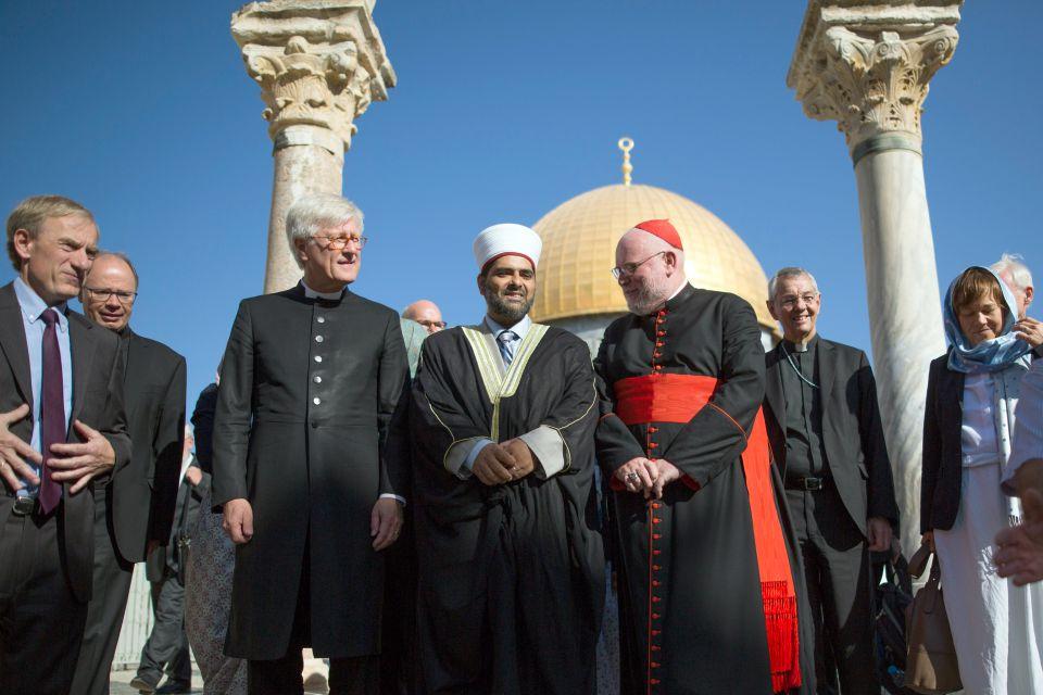 """Kardinal Marx kritisiert den Begriff """"christliches Abendland"""