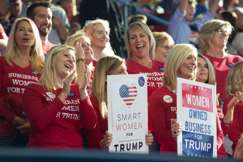 Trump-Anhänger