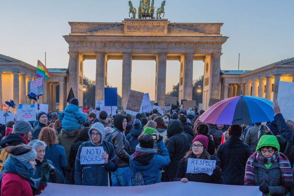Anti-Trump-Proteste