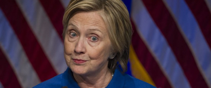 Hillary Clinton: Erhielt mehr Stimmen als Donald Trump Foto: picture alliance / AP Images