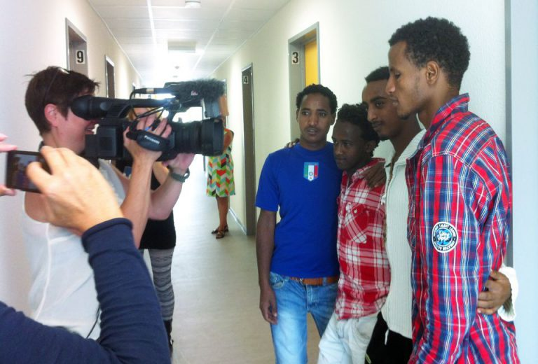 Asylbewerber Berichterstattung