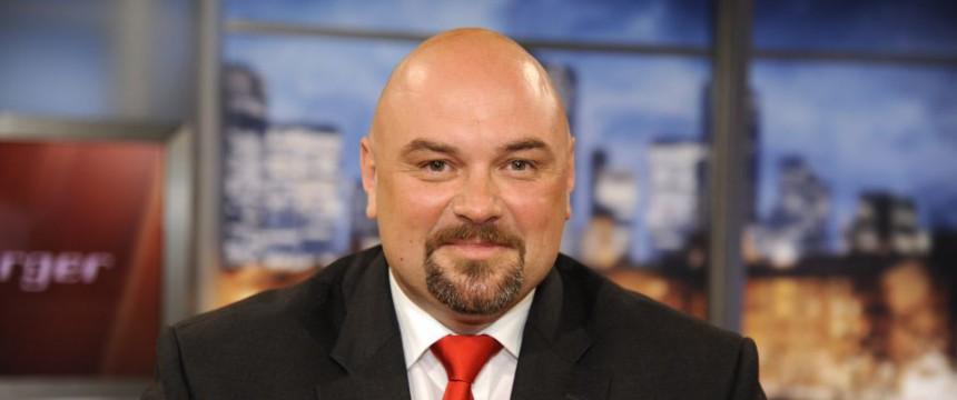 Der Kriminalbeamte André Schulz, Bundesvorsitzender des Bund Deutscher Kriminalbeamter (BDK) Foto: picture alliance / dpa