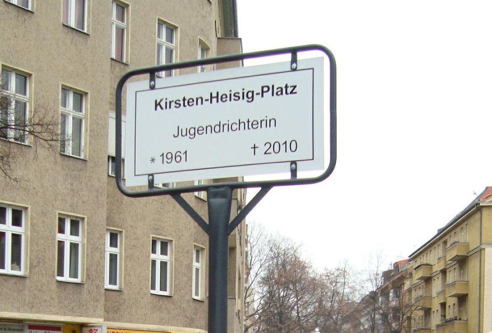 Kirsten-Heisig-Platz
