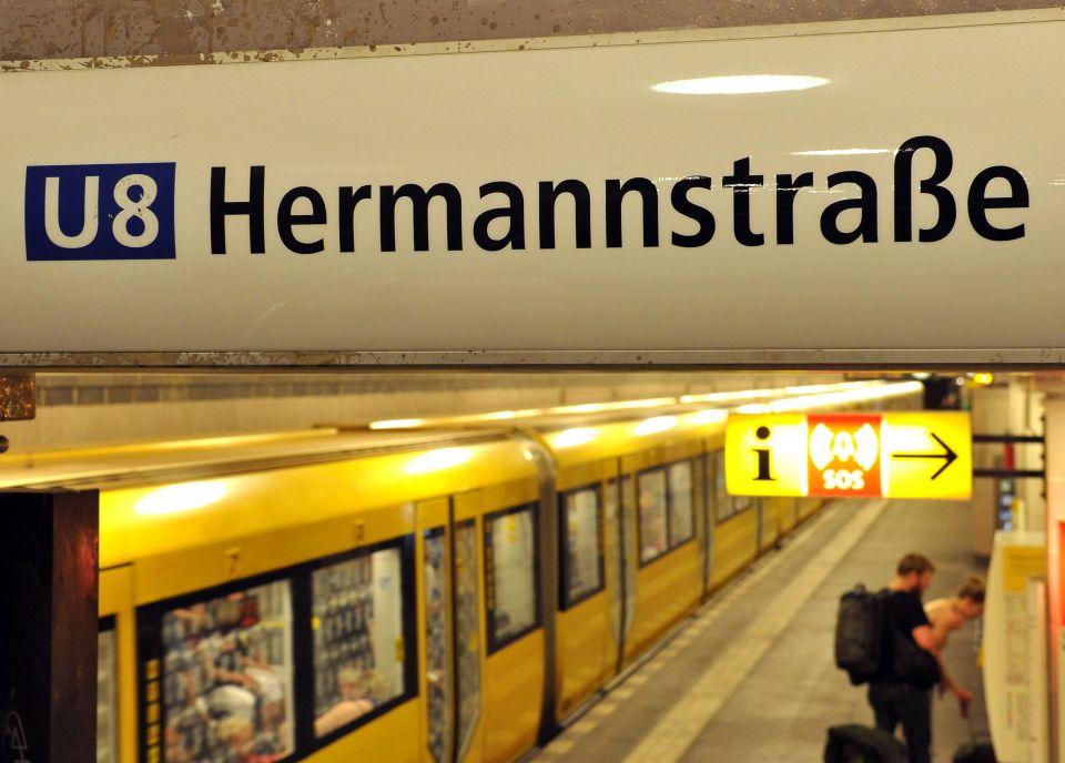 U-Bahnhof Hermannstraße