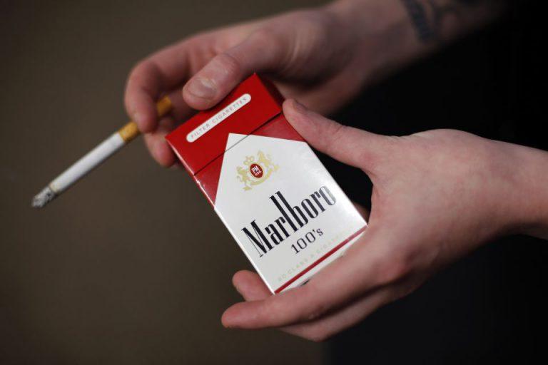 Marlboro-Zigaretten