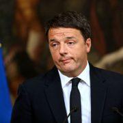 Matteo Renzi: Gesteht Niederlage ein Foto: picture alliance / Photoshot