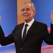 Alexander Van der Bellen: Österreichs neuer Präsident Foto: dpa