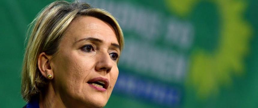 Simone Peter: Die Parteichefin leitete die Arbeitsgruppe Foto: dpa