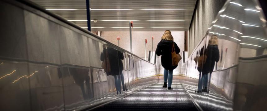 U-Bahn: Nach dem Fall eines U-Bahn-Treters in Berlin gab es eine Reihe ähnlicher Fälle (Symbolbild) Foto: picture alliance / Sven Hoppe/dpa