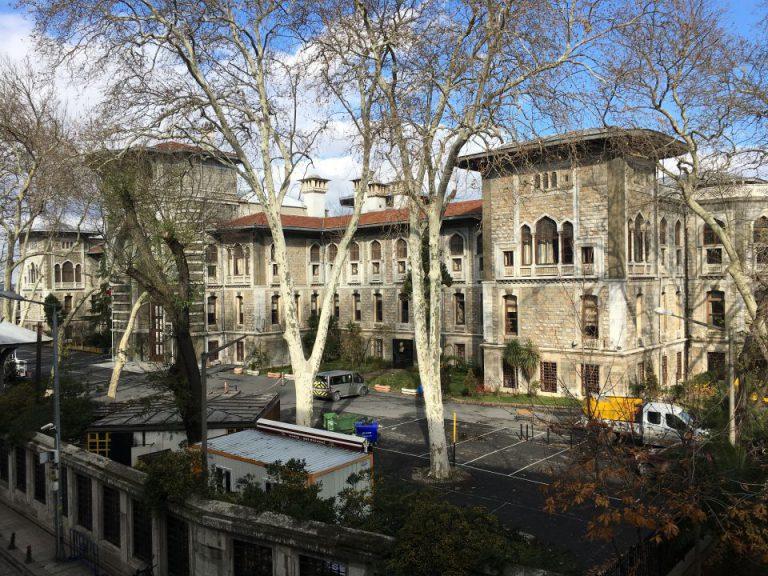 Lisesi-Schule in Istanbul