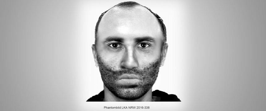 Mutmaßlicher Vergewaltiger von Bochum Foto: Landeskriminalamt Nordrhein-Westfalen JF-Montage