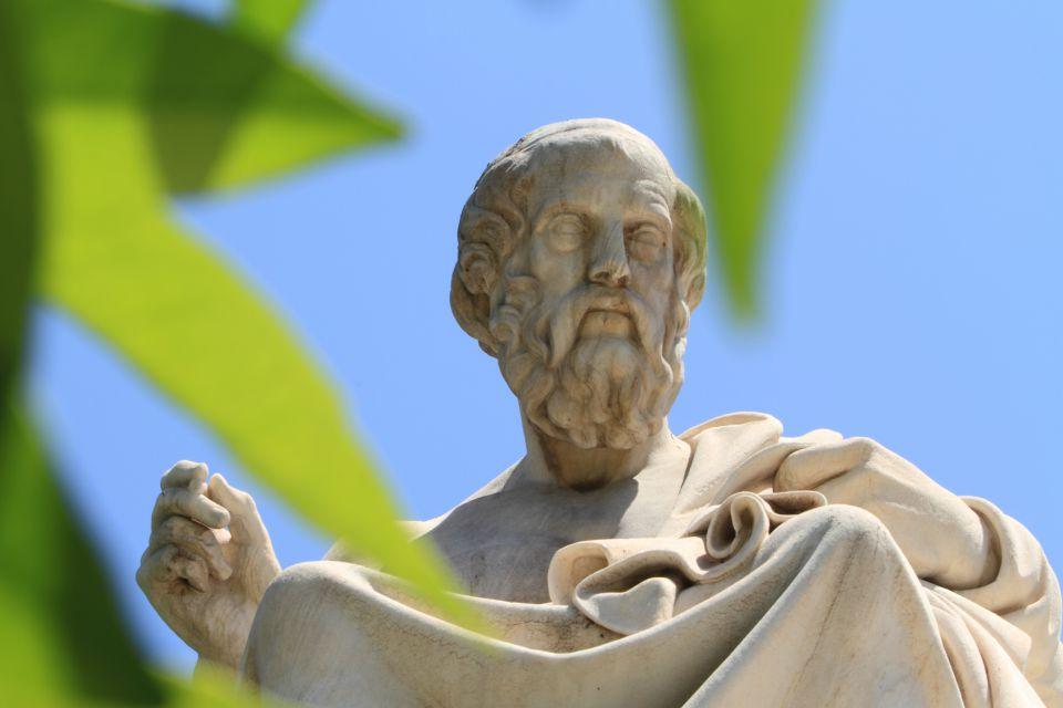 Platonstatue