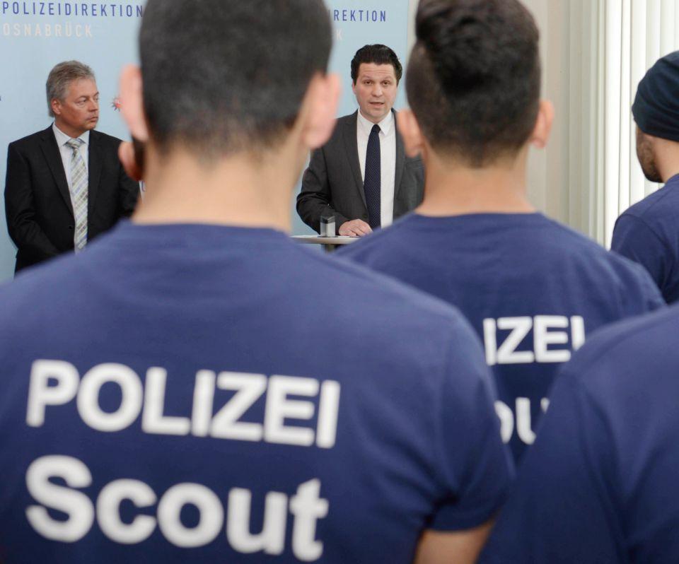 Polizeischüler