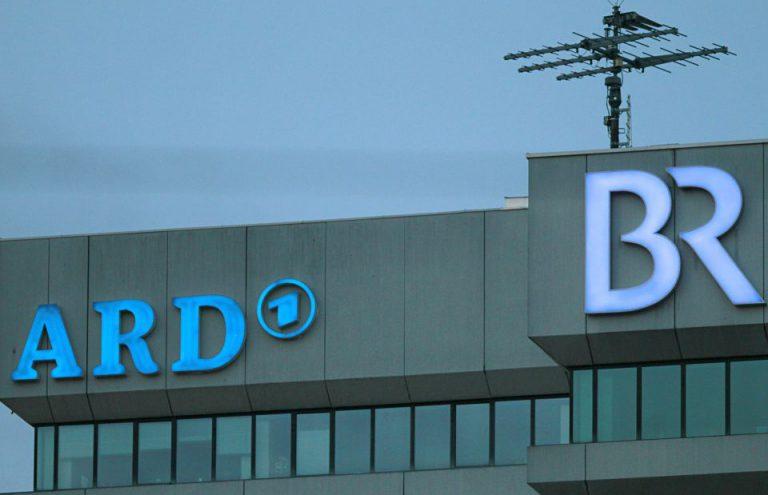 Zentrale des Bayerischen Rundfunks
