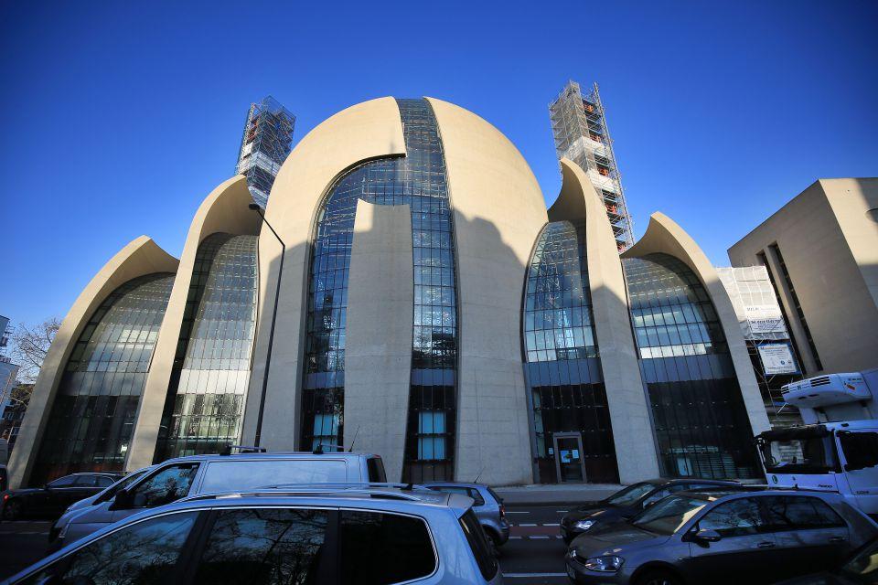 Kölner Ditib-Moschee