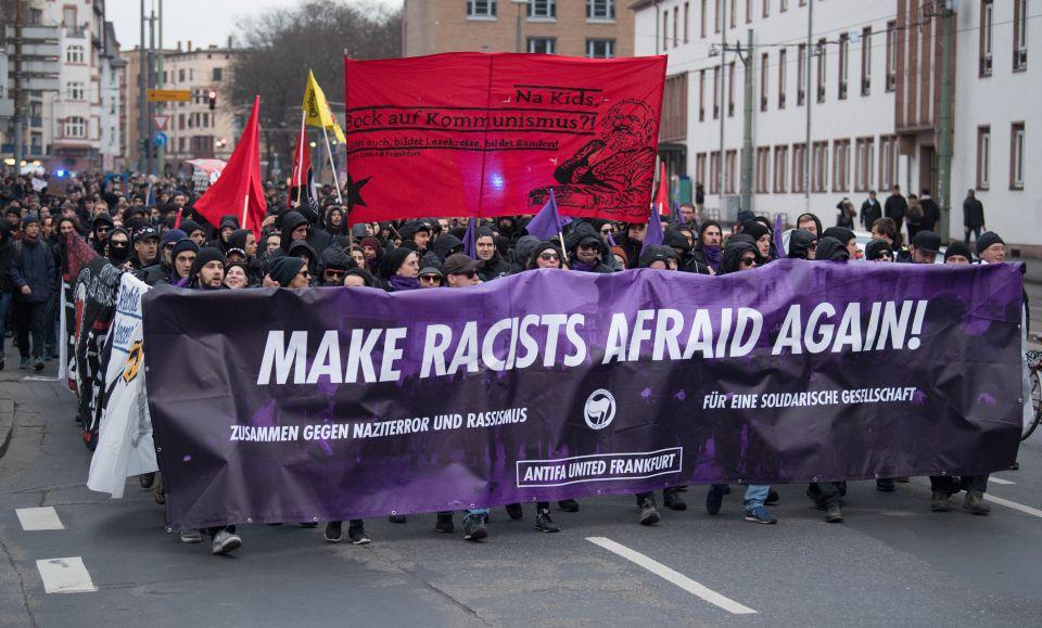 Antifa Frankfurt