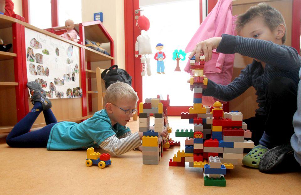Kindergartenkinder