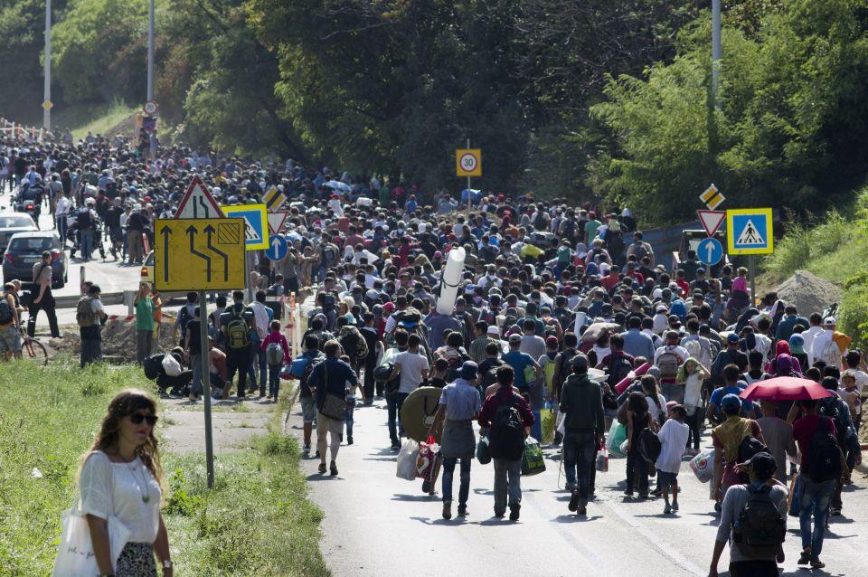 Masseneinwanderung