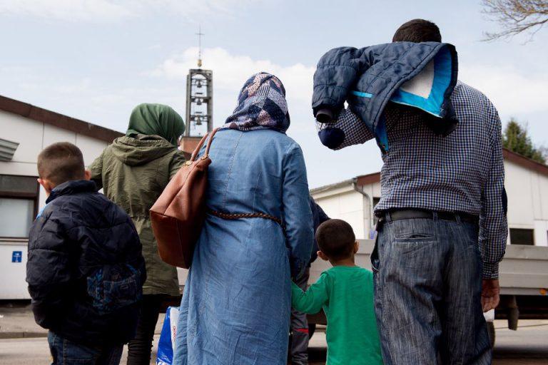 Syrer in Deutschland