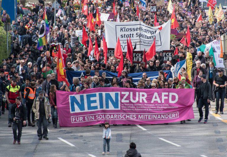 Anti-AfD-Proteste