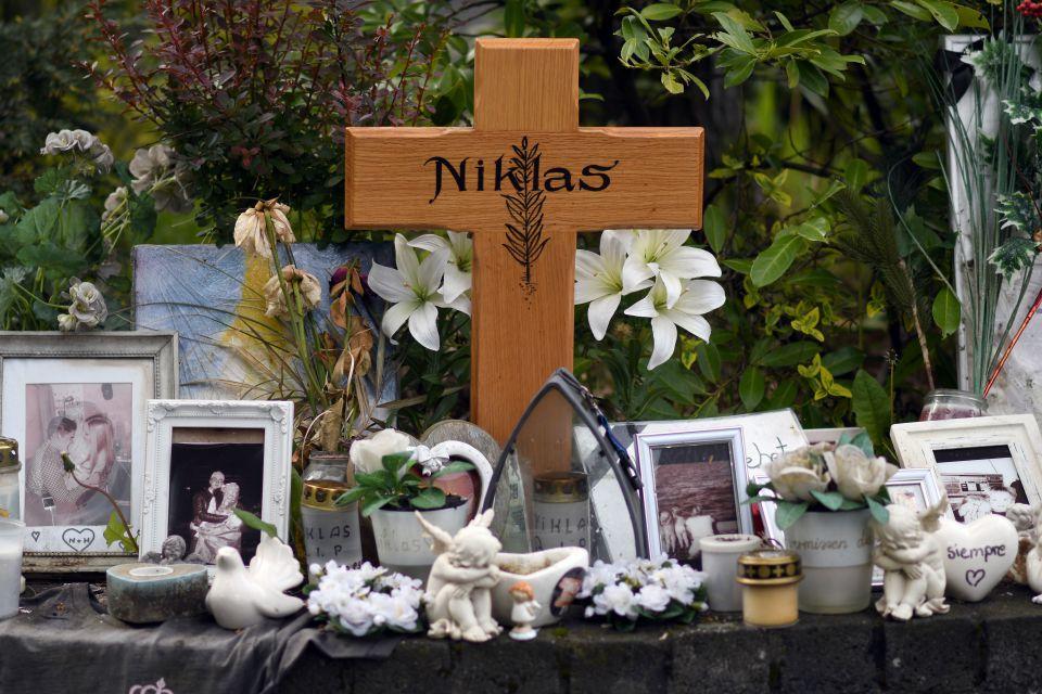 Kreuz für Niklas P.