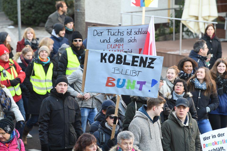 ENF-Proteste