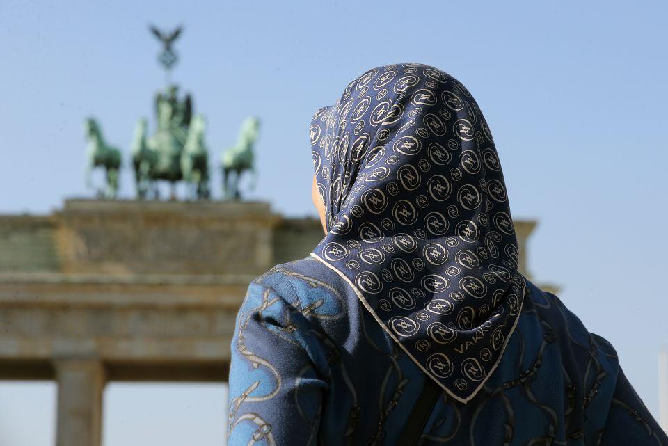 Moslema in Berlin