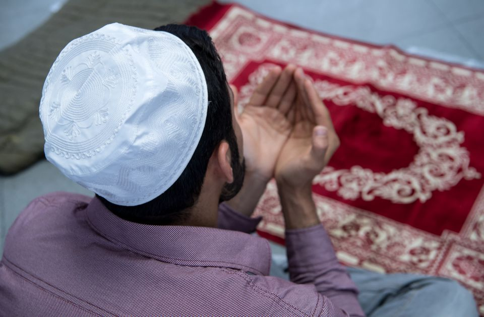 Betender Moslem