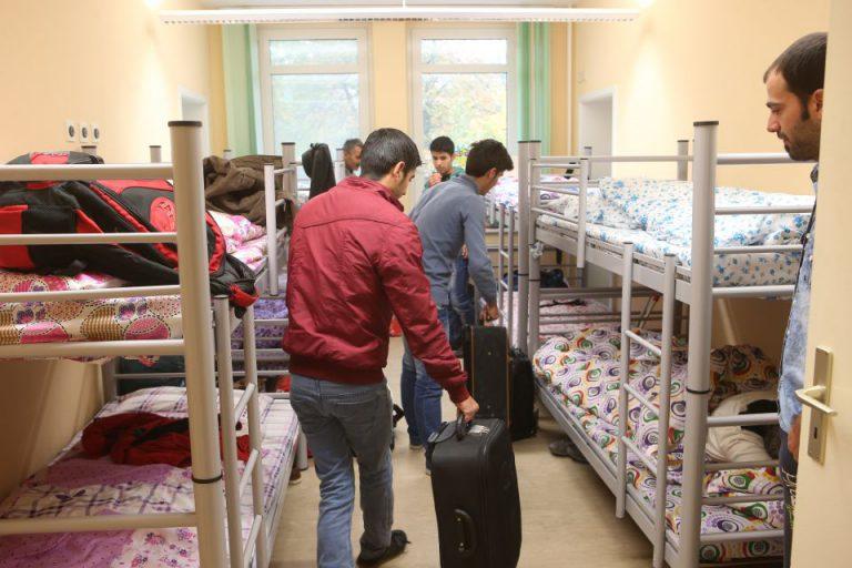 Asylsuchende in Gera