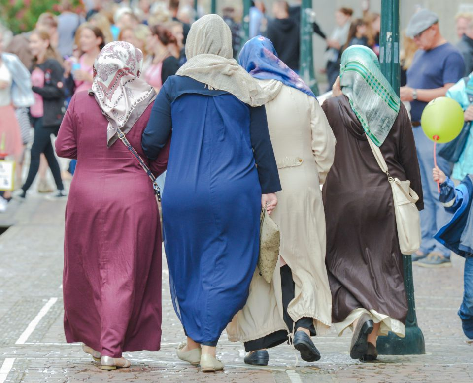 Moslems in Freiburg