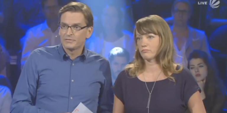 Claus Strunz und Dana Lützkendorf