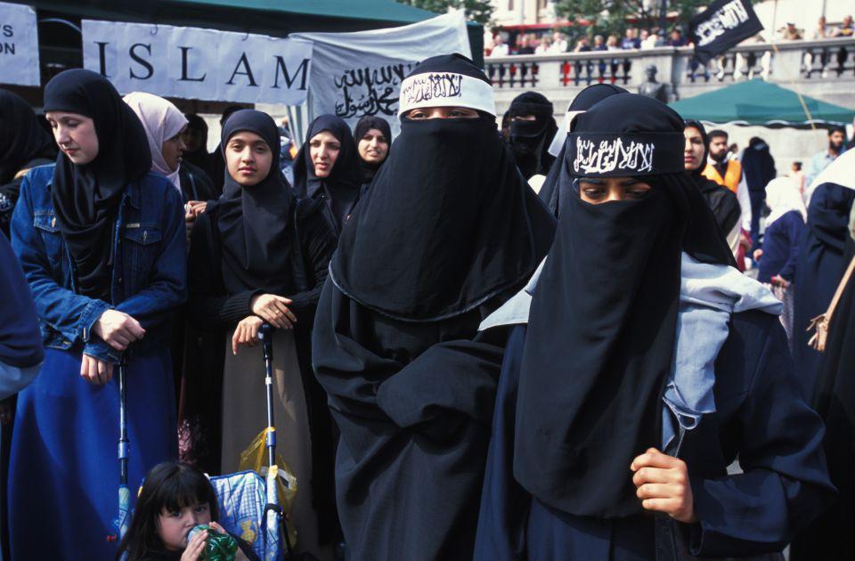 Islamisten in London
