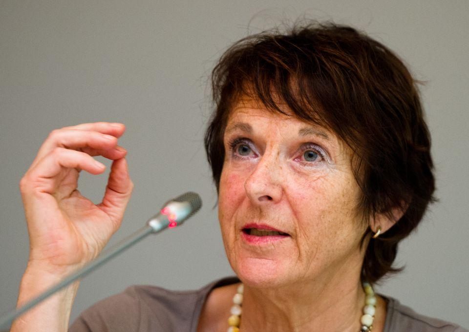 Maria Krautzberger (SPD)
