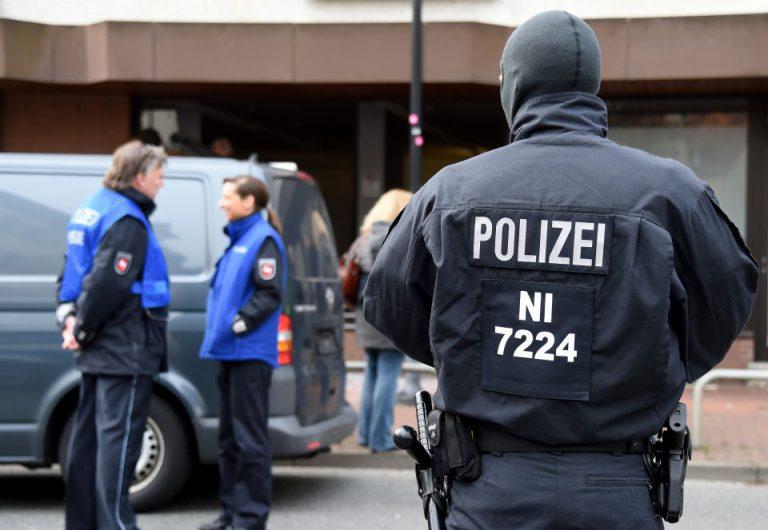 Anti-Terror-Razzia