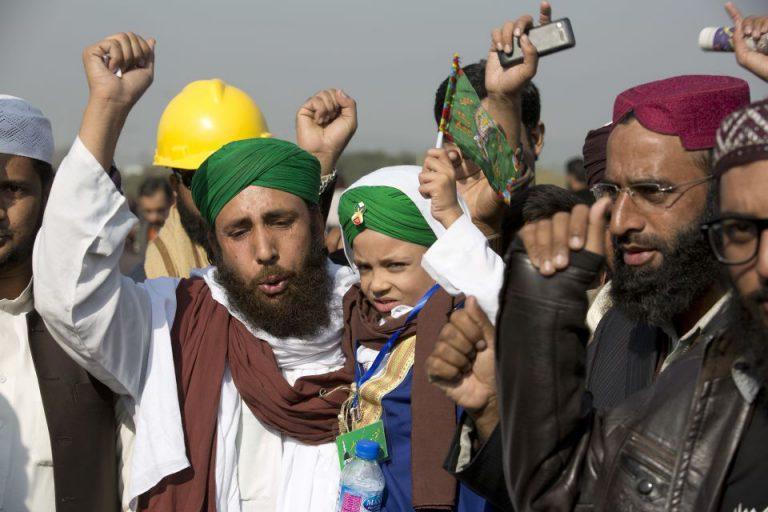 Islamisten in Islamabad