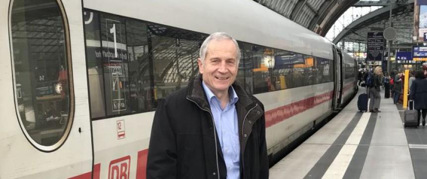 Martin Hohmann in Berlin Foto: JF