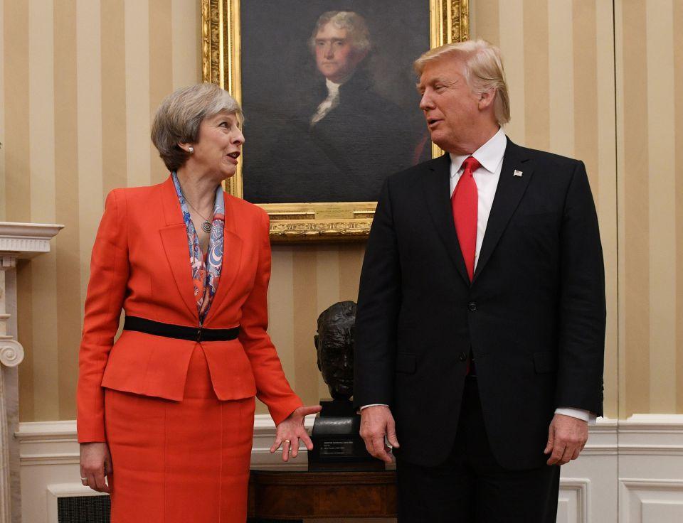 May:Trump