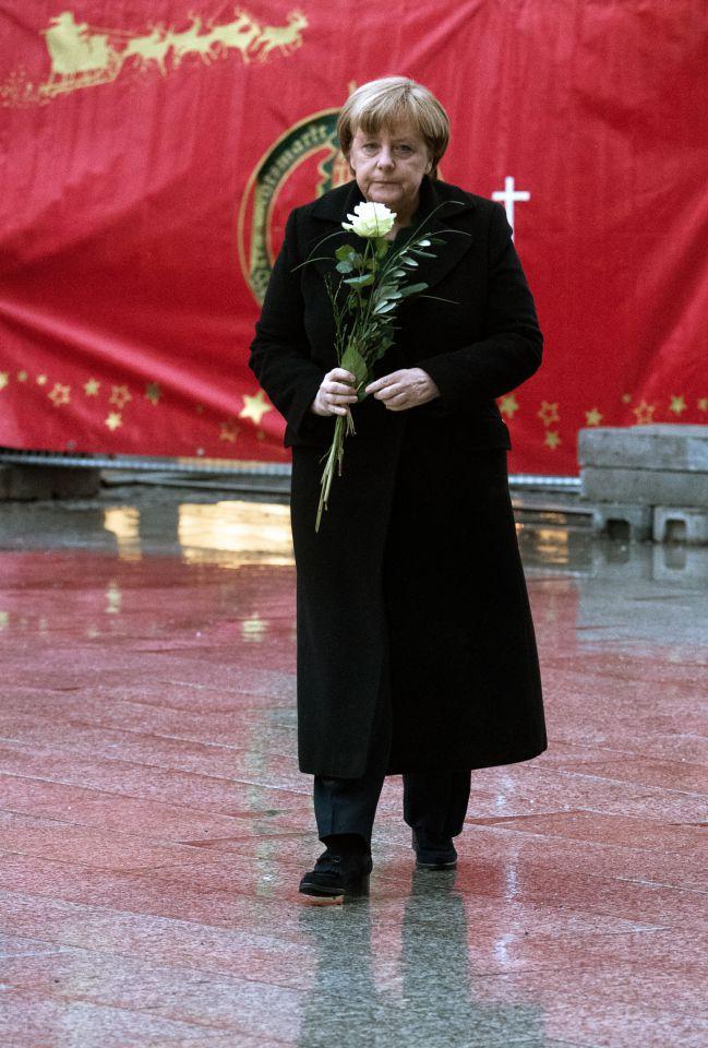 Merkel gedenkt Ende Januar den Opfern