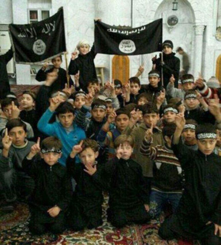 Kinder des IS
