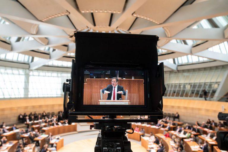 Landtag in NRW