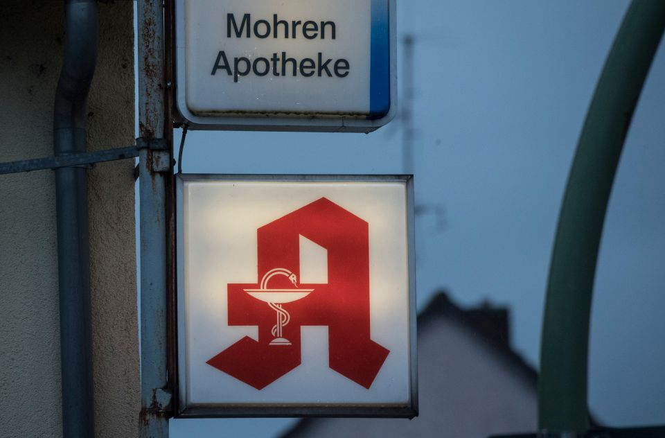"""""""Mohren-Apotheke"""""""