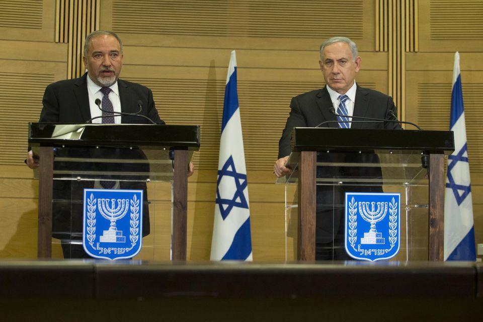 Lieberman: Netanyahu