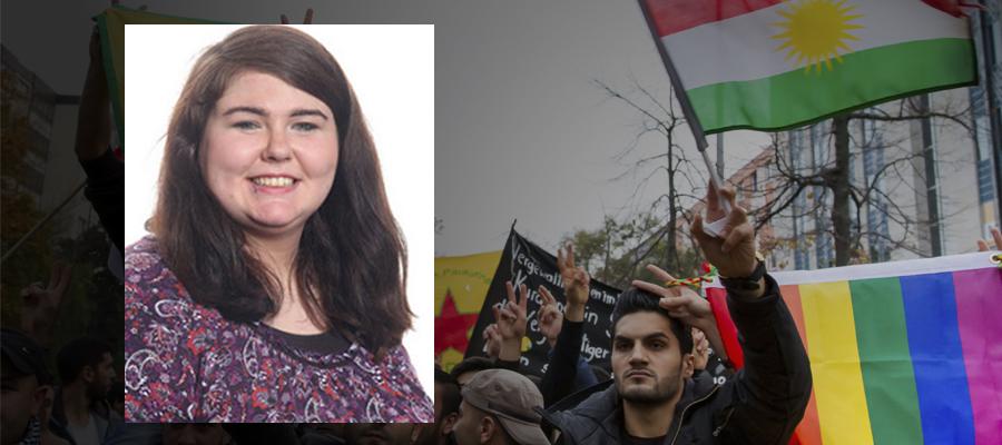 """Bullenhunde"": Linken-Politikerin pöbelt gegen Polizisten"