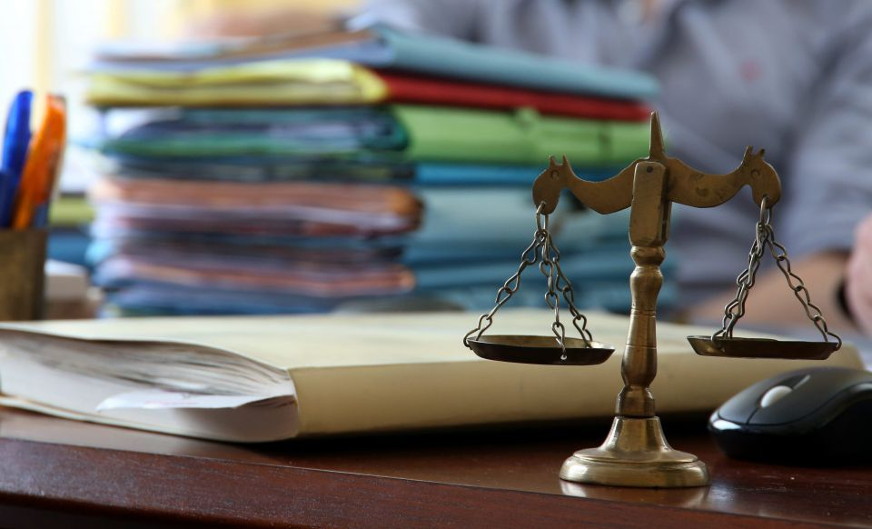 Gerichtsakten
