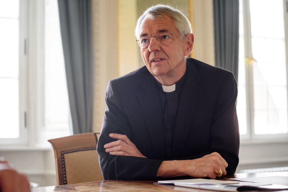 Erzbischof Ludwig Schick