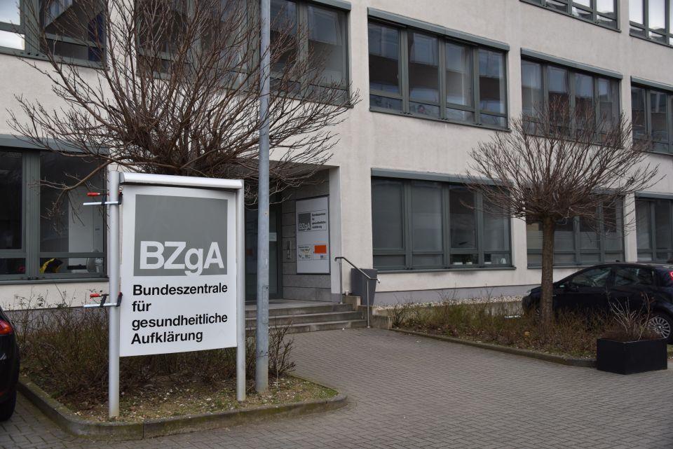 Die Bundeszentrale für gesundheitliche Aufklärung (BZgA)