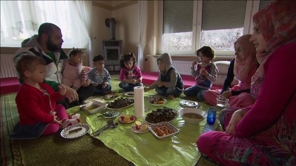 Syrer in Pinneberg