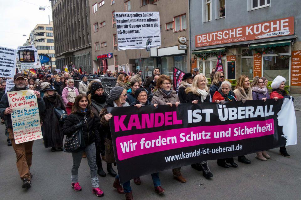 Frauenmarsch