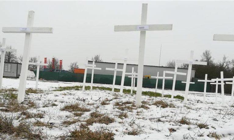 Kreuze in Regensburg